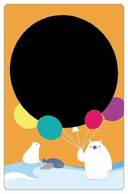 圖片 可愛氣球