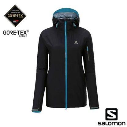 圖片 REVARD 3L GTX JACKET 女性GTX外套 (黑)