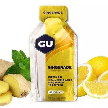 圖片 GU Energy Gel萊姆薑糖 Gingerade