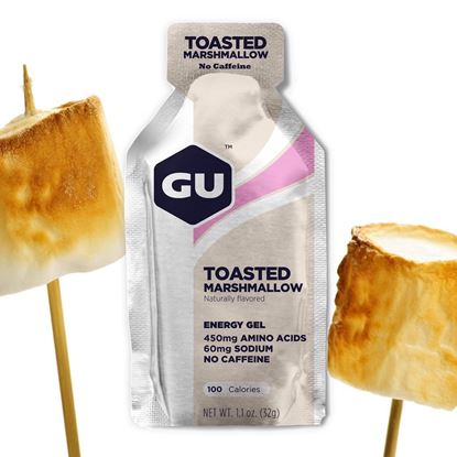 圖片 GU Energy Gel香烤棉花糖 Toasted Marshimallow