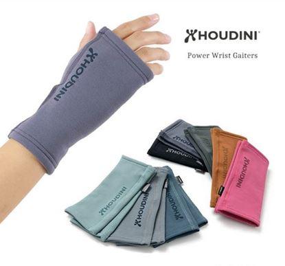 圖片 瑞典【Houdini】Power Wrist Gaiters 中性保暖手套
