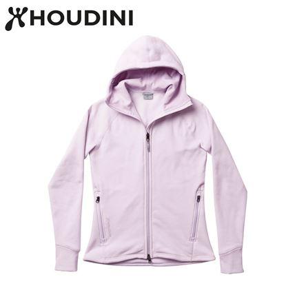 圖片 瑞典【Houdini】W`s Power Houdini 女款Power Stretch® Pro™保暖外套 奶昔粉紅