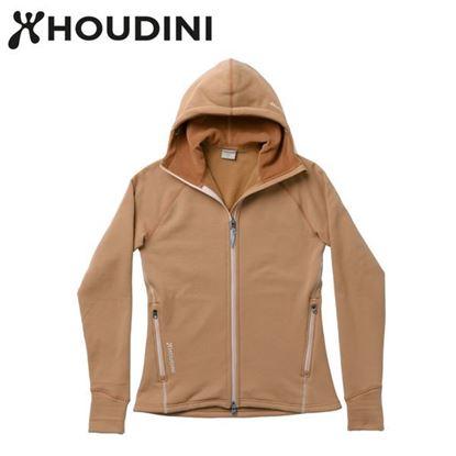 圖片 瑞典【Houdini】W`s Power Houdini 女款Power Stretch® Pro™保暖外套 牛奶糖