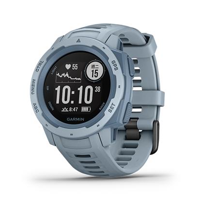 圖片 【GARMIN】Instinct 軍規GPS運動腕表 海沫藍