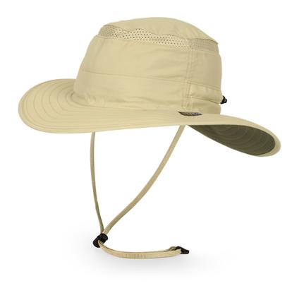 圖片 抗UV防曬透氣圓盤帽Cruiser Hat  古銅