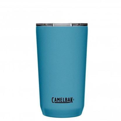 圖片 【CamelBak】500ml Tumbler 不鏽鋼雙層真空保溫杯(保冰) 湖水藍