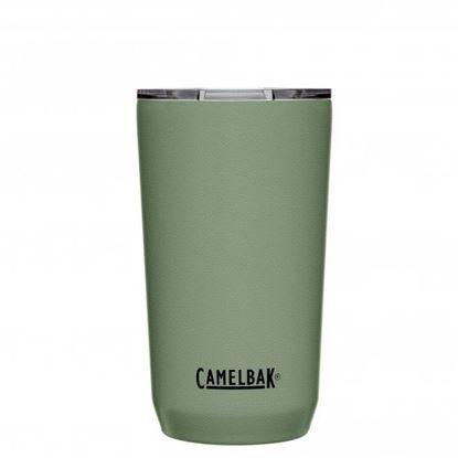 圖片 【CamelBak】500ml Tumbler 不鏽鋼雙層真空保溫杯(保冰) 灰綠