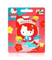 圖片 HELLO KITTY悠遊卡-日式和風