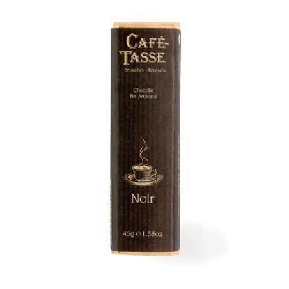 圖片 【CAFE TASSE】比利時黑巧克力-60% 45g-6入組
