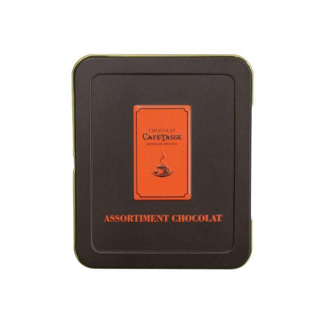 圖片 【CAFE TASSE】 比利時綜合黑巧克力 36g