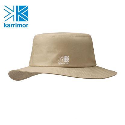 圖片 日系[ Karrimor ] rain 3L Hat 2 三層防水圓盤帽 米黃