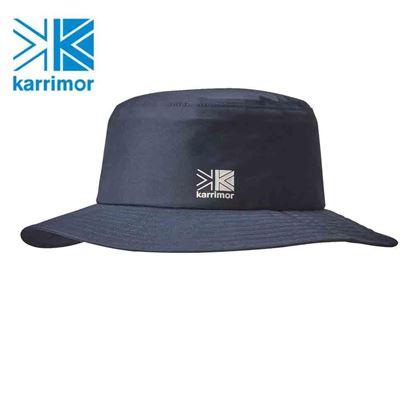 圖片 日系[ Karrimor ] rain 3L Hat 2 三層防水圓盤帽 深海軍藍