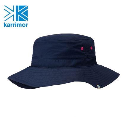 圖片 日系[ Karrimor ]Ventilation Classic Hat ST 透氣圓盤帽 海軍藍