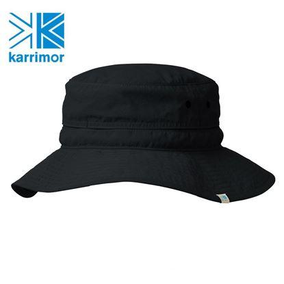 圖片 日系[ Karrimor ]Ventilation Classic Hat ST 透氣圓盤帽 黑