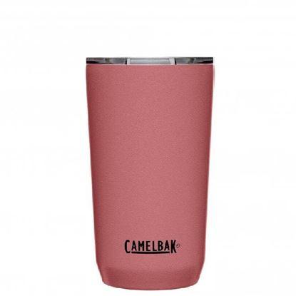 圖片 【CamelBak】500ml Tumbler 不鏽鋼雙層真空保溫杯(保冰) 玫瑰粉