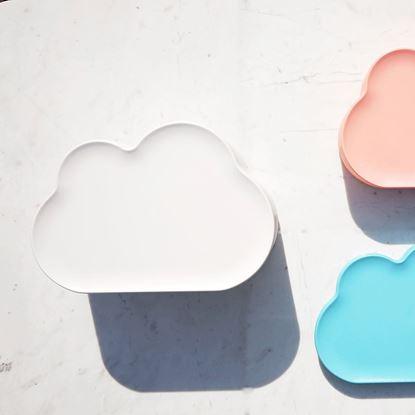 圖片 朵朵雲兒置物盤