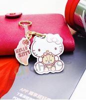 圖片 HELLO KITTY造型悠遊卡-抱小熊