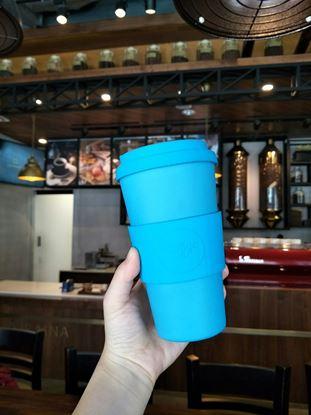 圖片 環保隨行杯16oz (大海藍)