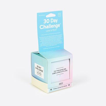 圖片 挑戰三十天系列-極簡生活三十天