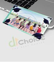 圖片 畢業卡框-再見青春