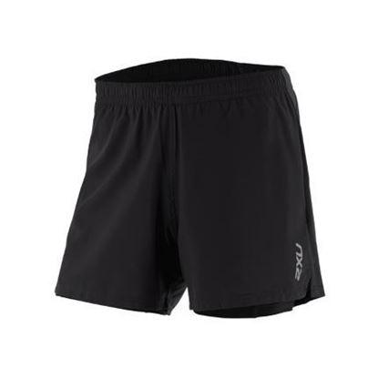 圖片 【2XU】男用X-VENT系列5吋跑步短褲(內壓縮)