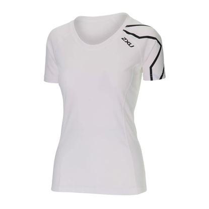 圖片 【2XU】女用ACTIVE系列短袖跑步上衣