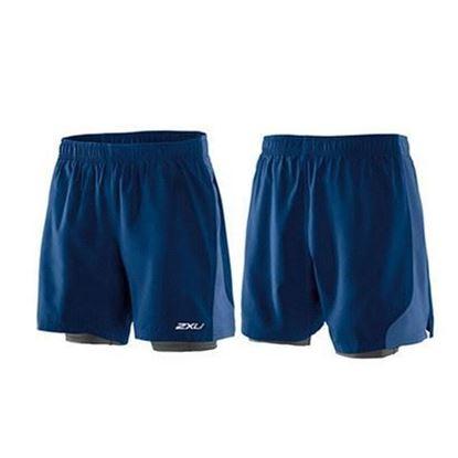 圖片 【2XU】PACE系列男用壓縮7吋跑步短褲