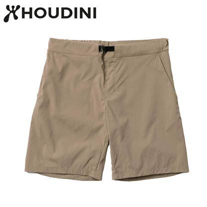 圖片 瑞典【Houdini】W's Wadi shorts 女夏季快乾短褲 迷霧海灘