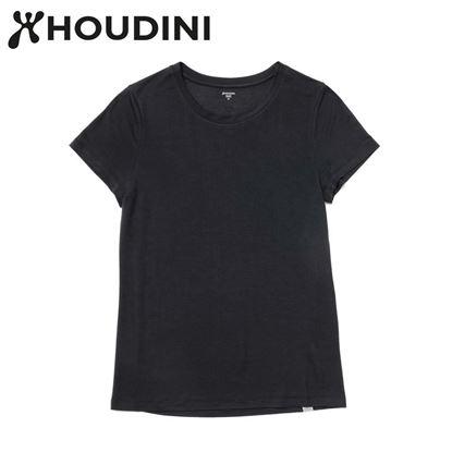 圖片 瑞典【Houdini】W`s Tree Tee 純黑