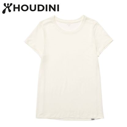 圖片 瑞典【Houdini】W`s Tree Tee 雪粉白