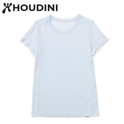 圖片 瑞典【Houdini】W`s Tree Tee 釔銦錳藍