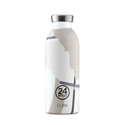 圖片 義大利 24Bottles 不鏽鋼雙層保溫瓶 500ml - 共融