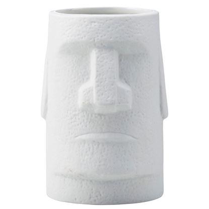 圖片 sunart 馬克杯 - 摩艾石像